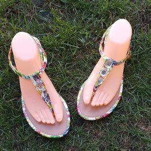 Fioni Colorful Sandles